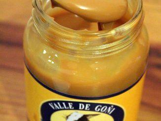 Dulce de leche Valle de Goñi de Uribelarrea