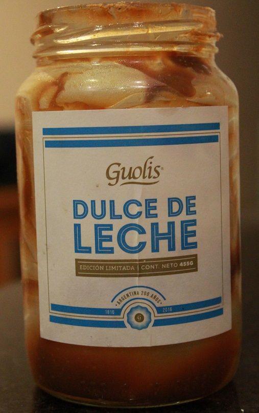 dulce de leche guolis
