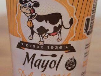 Dulce de leche Mayol