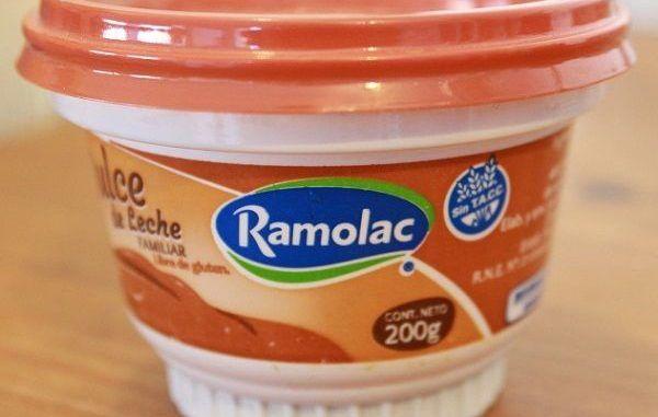Dulce de leche Ramolac