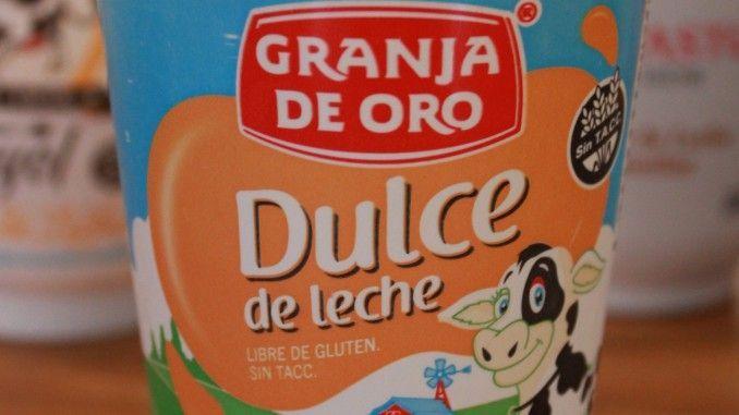 Dulce de leche Granja de Oro