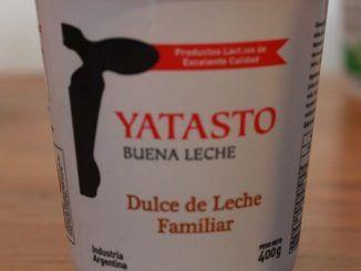 dulce de leche yatasto