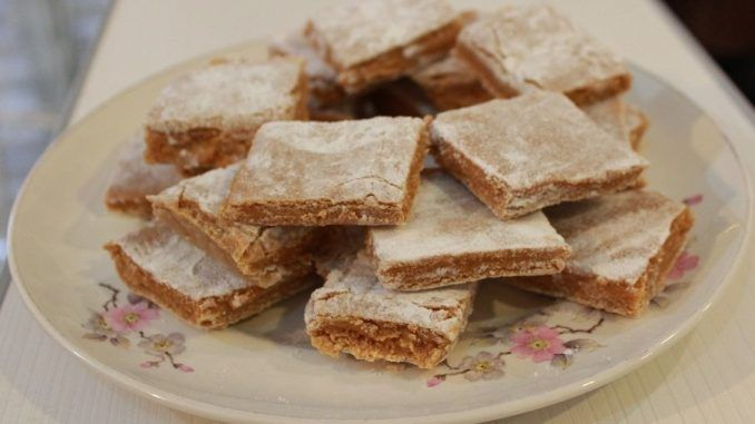Tabletas de dulce de leche Vauquita bocadito golosina