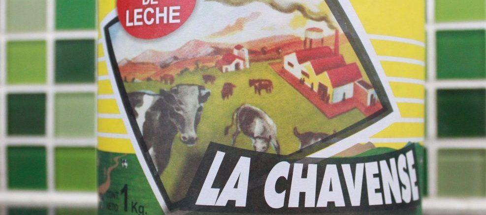 Dulce de leche La Chavense