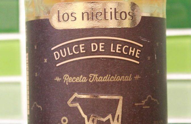 Dulce de leche Los Nietitos