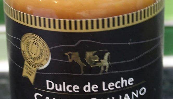 Dulce de leche Campo Quijano