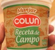 Manjar Colun Receta de Campo