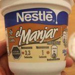 Manjar Nestlé