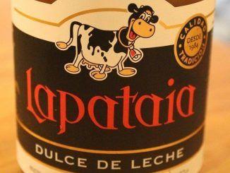 Dulce de leche Lapataia